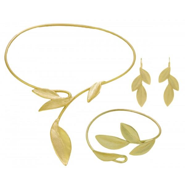 Olive Leaves Set