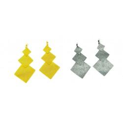 Rhombuses Earings