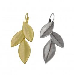 Olive Leaves Earrings