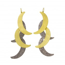 Crescents Earrings