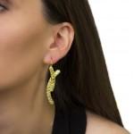 Earrings Clio