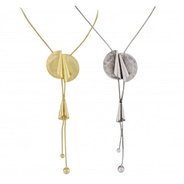 Flutes Necklace