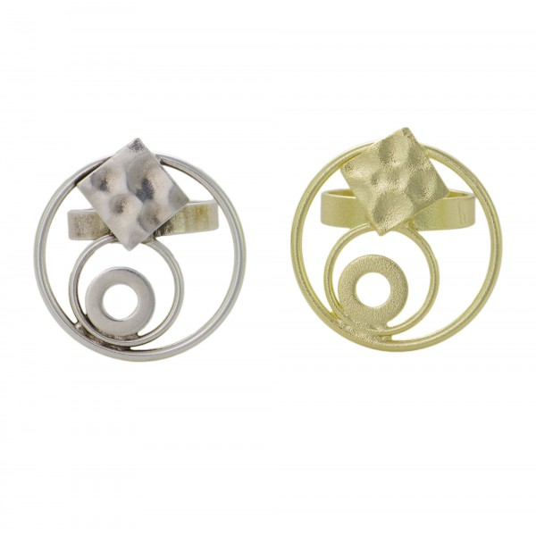 Ring Geometric shapes